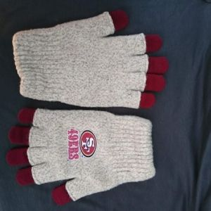 SF 49er Gloves